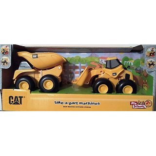 Toystate CAT Take-a-part Machines