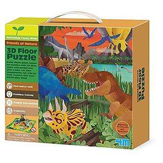4M 3D Dinosaur Floor Puzzle (54 Piece)