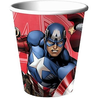 Avengers Assemble 9oz Paper Cups (8ct)