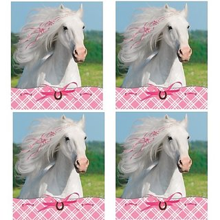 Heart My Horse Notepads 4 Count