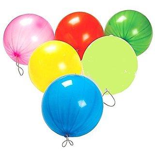 Punch Balloons, Balls - 20 per unit - Assorted Colors