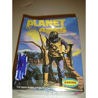 Planet of Apes Model Kit General Ursus