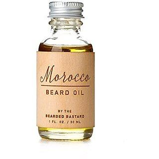 Morocco Beard Oil by The Bearded Bastard -Natural Beard Oil (1 oz)