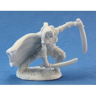 Reaper Miniatures 77022 Bones - Michelle, Human Ranger
