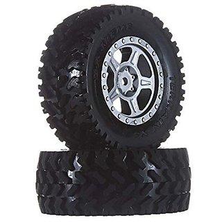 Dromida Wheel Tire Assembled w Foam Insert DT 4.18