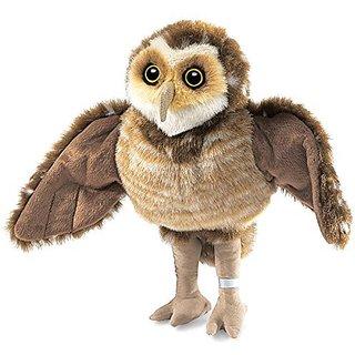 Folkmanis Burrowing Owl Hand Puppet