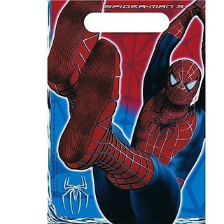 Spider-man 3 Treat Sacks