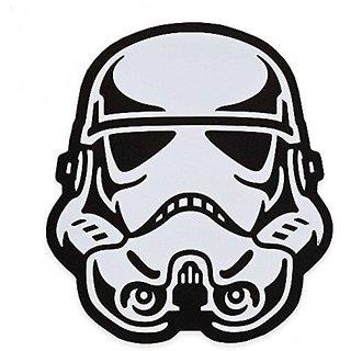 Star Wars Die-Cut Wood Storm Trooper Wall Art Plaque 13 x 12