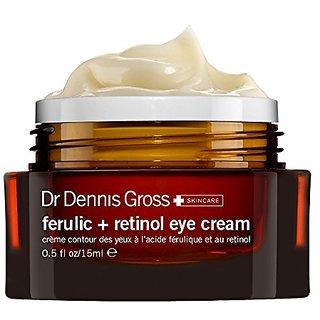 Dr Dennis Gross Ferulic Retinol Eye Cream, 0.5 Ounce