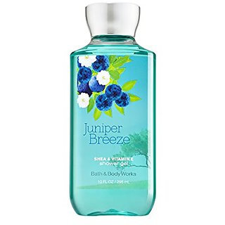Bath & Body Works Pleasures Juniper Breeze Shower Gel 10 oz