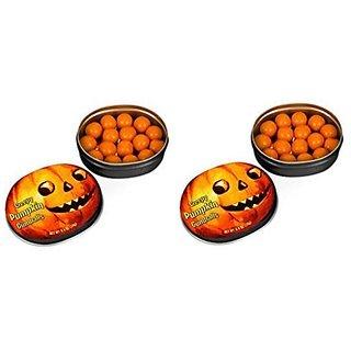 Creepy Pumpkin Gumballs (2 per order)