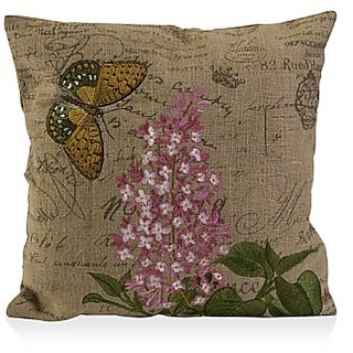 IMAX 97187 Cabrera Embroidered Accent Pillow