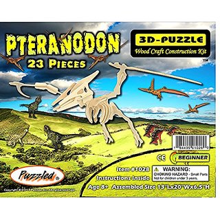 IW Small Pteranodon Puzzle