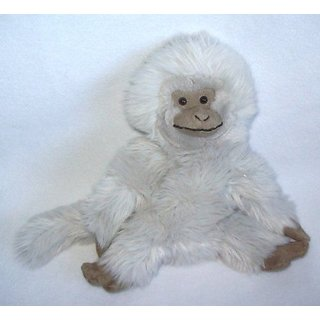 Starbucks Coffee Wildlife Collectibles: Mangabey Monkey Plush Toy, 1st Edition