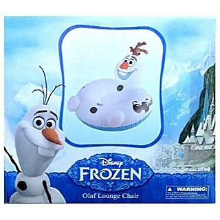 Disney Frozen Olaf Pool Water Lounge Chair Inflatable