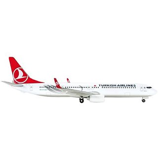 Daron Herpa Turkish 737-900 Reg#TY-JYE Model Kit (1 500 Scale)