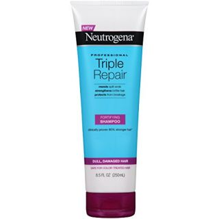 Neutrogena Triple Repair Fortifying Shampoo-8.5 oz
