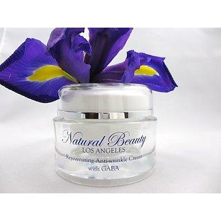 Rejuvenating Anti-wrinkle Cream with GABA 1.7 Oz USA