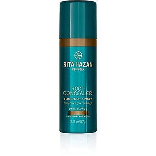Rita Hazan Root Concealer Touch Up Spray, Dark Blonde, 2 Fluid Ounce