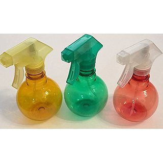 12 Oz Tinted Plastic Spray Bottle - Assorted Colors - One Piece