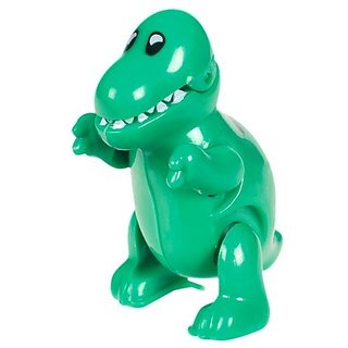 Toysmith Chompin T-Rex Wind-Ups Toy (Assorted colors, 1 unit per order)
