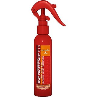 Heat Protectant Plus with Argan Oil - Professional Grade Thermal Protector , Leave-in Conditioner , Anti-frizz, and Shin