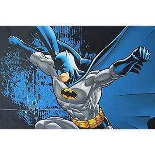 Batman Guardian Speed Cotton (Pillowcase Only) Size STANDARD Boys Girls Kids Bedding