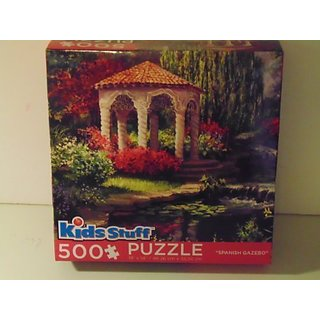 Kids Stuff 500 Piece Puzzle