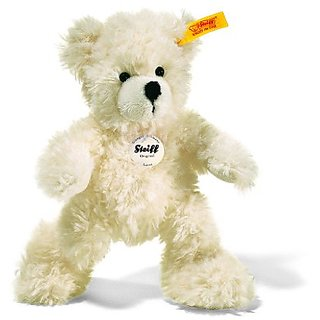 Steiff Lotte Teddy bear - white