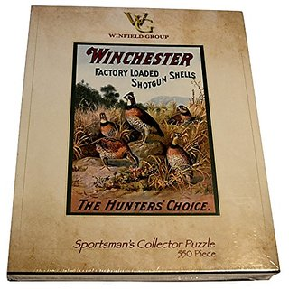 The Hunters Choice - 550 Piece Puzzle