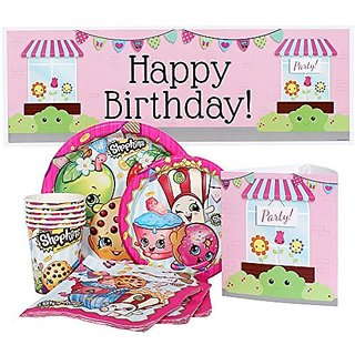 Shopkins Party Package for 16