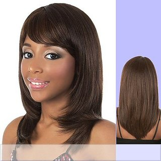 HB-WINTER (Motown Tress) - Human Hair Blend Full Wig in 4
