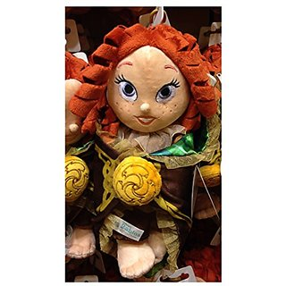Disney Babies Baby Merida from Brave w- Blanket - Theme Park Exclusive