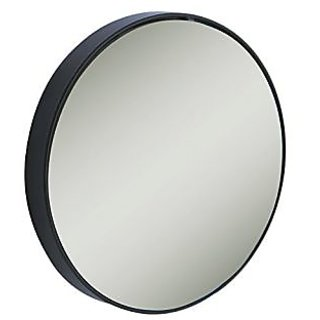 Zadro 15X Magnification Spot Mirror, Black Finish