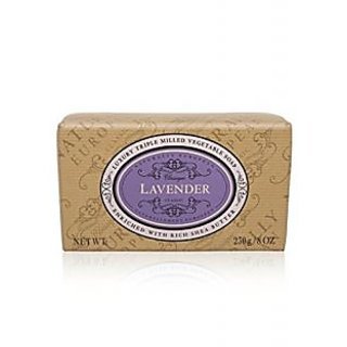 Naturally European Lavender Classic Luxury Soap, 230 Ml - 8 Oz SINGLE BAR