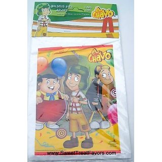 El Chavo Del 8 Bolsitas Para Dulces Treat Loot Bags Party Supply 25 Bags