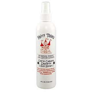 Fairy Tales Coco Cabana Leave in Sun Spray, 8 Ounce