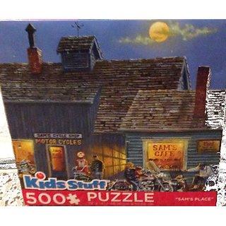 Kids Stuff 500 Pieces Sams Place Puzzle