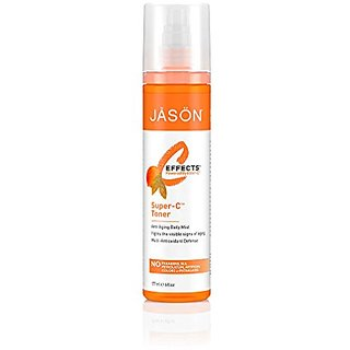 Jason C-Effects Super-C Toner, 6 Ounce