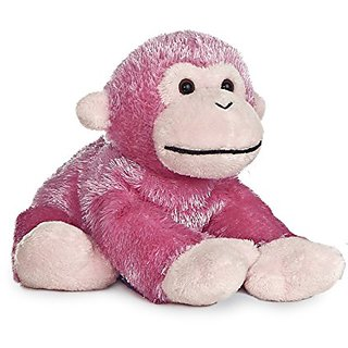 Jungle Brights Pink Monkey 8