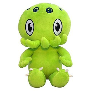 C is for Cthulhu Plush (Green)