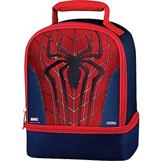 Ultimate Spiderman Thermos Dual Compartment Lunch Kit