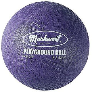 Markwort Playground Ball, Purple