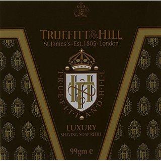 Truefitt & Hill 14700519921 Luxury Shaving Soap Refill - 99g-3.3oz