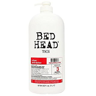 Bed Head Urban Anti + Dotes Resurrection Shampoo, 67.64 Ounce