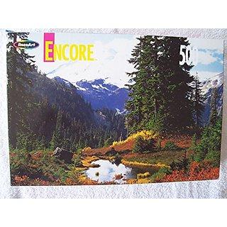 Mount Baker (Koma Kulshan), Washington 500 Piece Puzzle