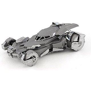 Fascinations Metal Earth Batman v Superman Batmobile 3D Metal Model Kit