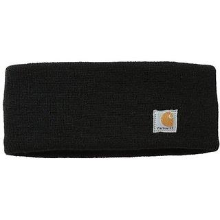 Carhartt Womens Acrylic Headband,Black,One Size
