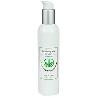 DESERT DERMATOLOGICS Refreshing Mint Facial Cleanser- This Cooling Face Wash is A Superior Cleanser That Gently Cleans a