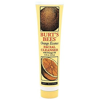 Burts Bees Orange Essence Facial Cleanser, 4.3 Ounces (Pack of 2)